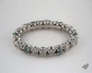 Platinum featuring 2.38ctw in MicroPave diamonds
